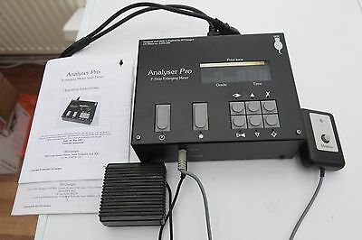 RH Analyser Pro Exposure Meter and Timer (Photographic Printing)