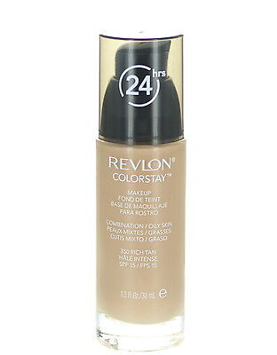 Revlon ColorStay Foundation for Combination/ Oily Skin with Pump SPF15 30ml
