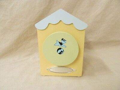 Things Remembered Yellow Dog House Music Box Plays Where Has My Little Dog Gone