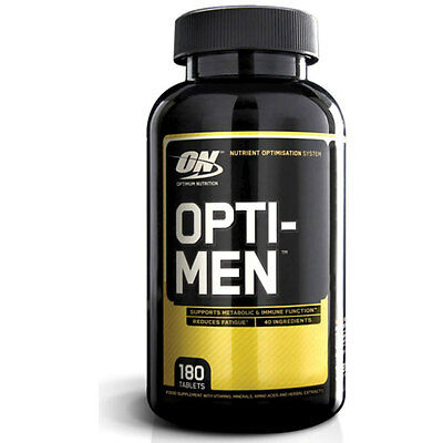 Optimum Nutrition Opti Men 180 Caps