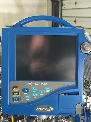 GE Pro 1000 Patient Monitor