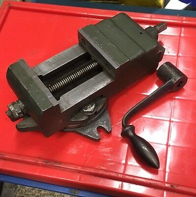 Atlas M1-301 Original Horizontal Milling Machine Vise Machinist Tool Shaper