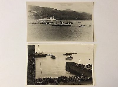 vintage postcards, Naval, shipping, early real photo's, unlocated