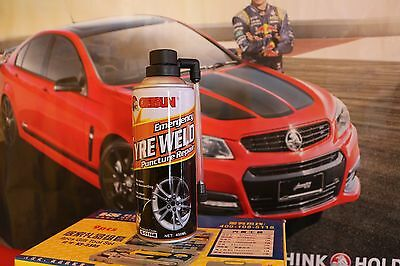 Holts Emergency Tyre Weld Puncture Repair 450mL (quick fix)