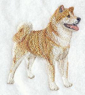 Akita Embroidery Patch Large size