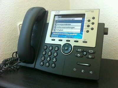 3x Cisco IP Phone CP-7965G