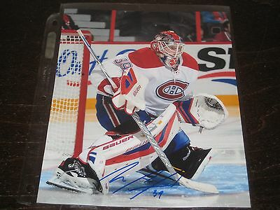 MIKE CONDON autographed MONTREAL CANADIENS 8x10 photo #2