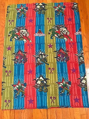 Small Soldiers Twin Flat Sheet or Cutter Fabric