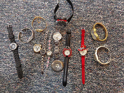 FASHION LOT #2 - Lot of 13 Fashion watches - Various Styles - #01/471