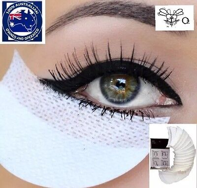 Eyeshadow Protector Shields Undereye Makeup Patches X 10