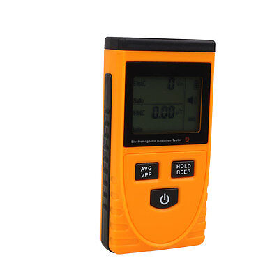 Digital LCD Electromagnetic Radiation Detector Tester Measuring Instrument