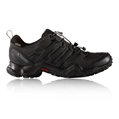 Adidas Terrex Swift R Mens Black Waterproof Gore Tex Walking Trekking Shoes