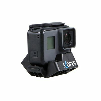 Slopes Polyhedron Instant Stand For Gopro Camera Hero 3+/4/5 Black Must Have