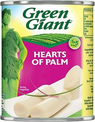 Green Giant Hearts of Palm (4x410g)