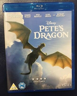 Pete's Dragon [Blu-ray] Preowned