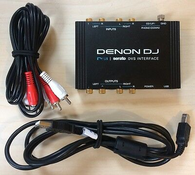 Demon DJ DS1 Serato DVS Interface