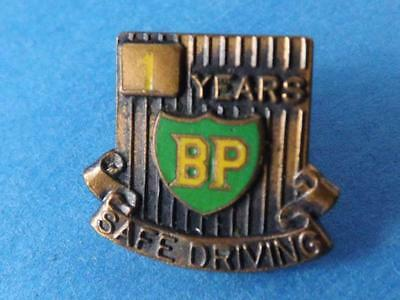 Bp Oil Gas Transport Driver Trucker Safe Driving Award  Collector Vintage Rare