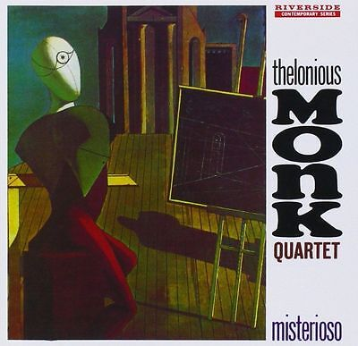Thelonious Monk - Misterioso++Vinyl 200g+Analogue Productions+NEU+OVP