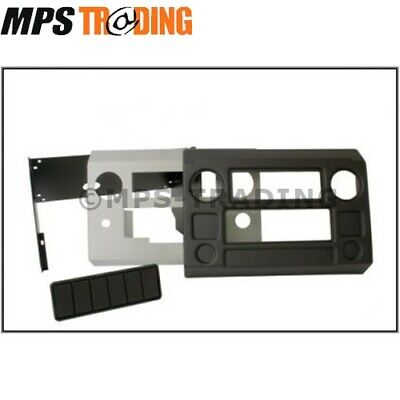 Land Rover Defender (Up To 2002) Terrafirma Centre Console Dash Kit - Tf908
