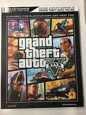 Grand Theft Auto V Signature Series Strategy Guide COVER DAMAGE