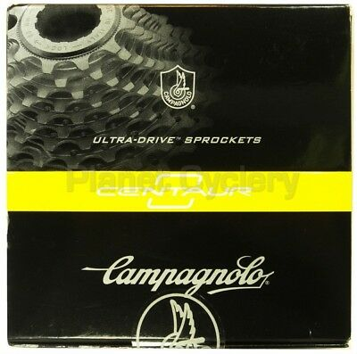 2016 Campagnolo Centaur 10 Speed Cassette 11-25 New with Lockring
