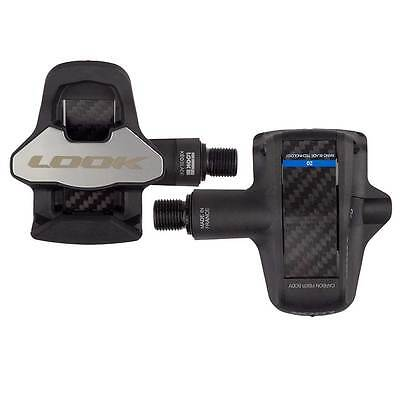 New in Box 2016 LOOK KEO Blade 2 Pedals Carbon Cromo Chromoly 20Nm Cr w Cleats