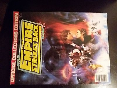 Star Wars The Empire Strikes Back Collectors Magazine