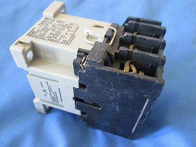 Sprecher+Schuh CA3-23-10 Contactor with 120V coil &1 Normally Open Aux Contact
