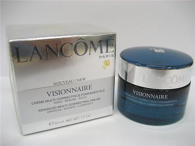LANCOME VISIONNAIRE Advanced Multi-Correcting Cream 50 ml Tagespflege Creme NEU