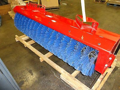 "Case Br172 72"" Rotary Broom; 715350046"
