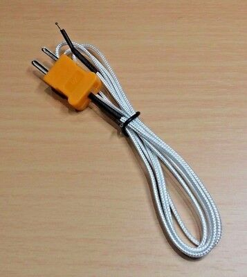 1M K-Type Multimeter Temperature Thermocouple Probe