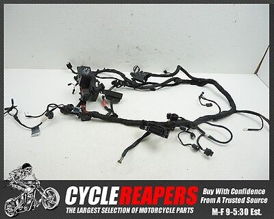 D009 2015 2016 15 16 BMW S1000RR Front Main Engine Wire Harness Loom OEM