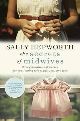 NEW The Secrets of Midwives By Sally Hepworth Paperback Free Shipping