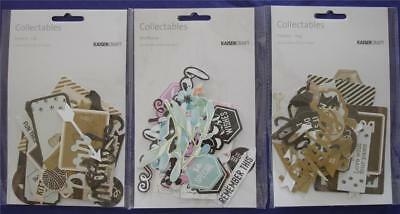 U Choose} COLLECTABLES Die Cut Shapes ~ Pawfect DOG, CAT OR Wildflower ~ Kaiser