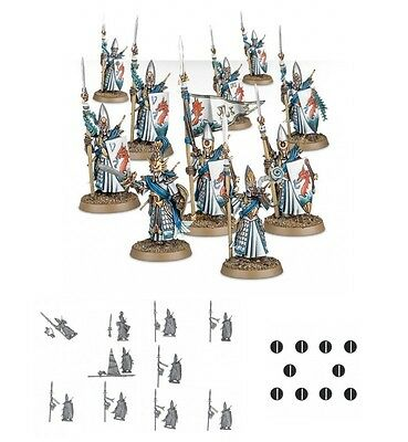 High Elves SEAGUARD / SPIREGUARD Spire of Dawn - Age of Sigmar