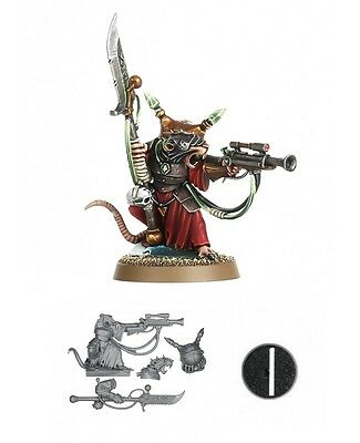 Skaven WARLOCK ENGINEER Spire of Dawn - Age of Sigmar