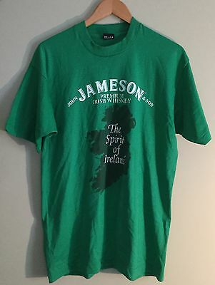 Green Jameson Whiskey Tee XL