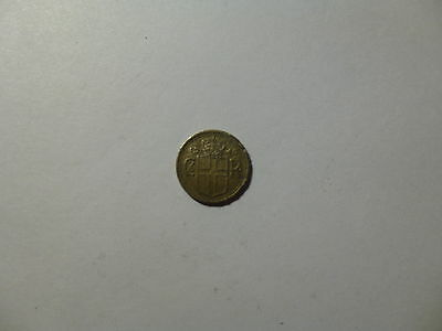 Old Iceland Coin - 1940 10 Aurar - Circulated
