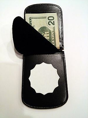 NYDOCCS New York State Correction Officer's Badge Wallet Front Pocket Wallet