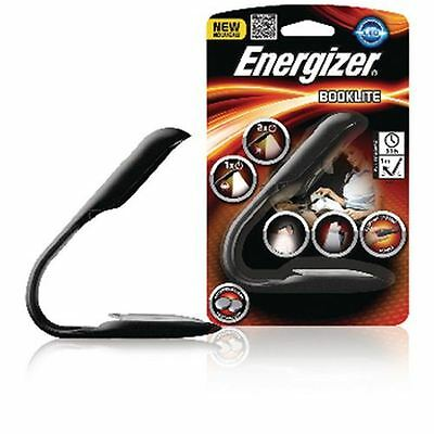 Energizer Booklite Book Light/Torch for Reading