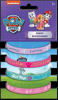 Paw Patrol Skye Wristbands Accessories Girls Gift Set