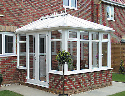 Edwardian Diy Quality Conservatory..special Offer