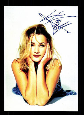 Whigfield Autogrammkarte TOP ## BC 91673 D
