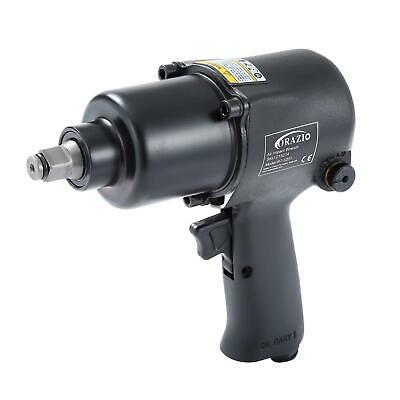 "215214 1/2"" Heavy Duty Air Impact Wrench Gun Twin Hammer"