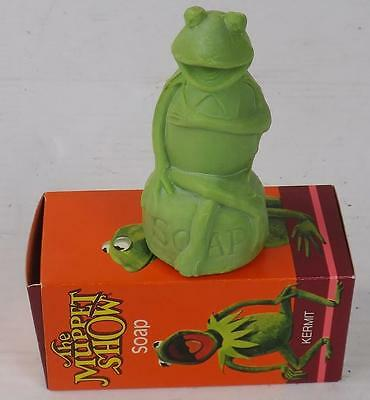 The Muppet Show Kermit the Frog Soap Boxed 1977 Unused Great Condition