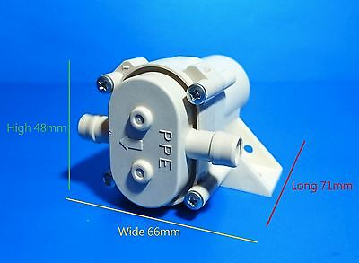 Boats Bow Thruster High Flow Two Way Gear Self-Priming Water Pump
