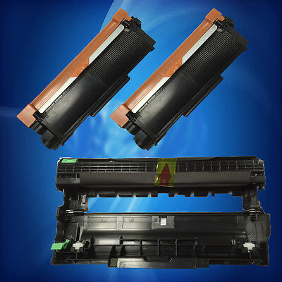 2pc TN660+1pc DR630 Toner & Drum Combo for BROTHER HL-L2340DW MFC-L2700DW