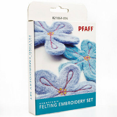 821068-096 Felting Embroidery Set