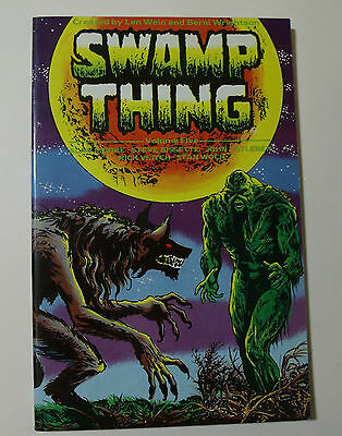Swamp Thing Volume 5 GRAPHIC NOVEL Comic BOOK Alan Moore Vol VG John Constantine
