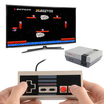 Wired Game Controller Gaming Joystick Joypad for Nintendo Classic Mini NES AC669
